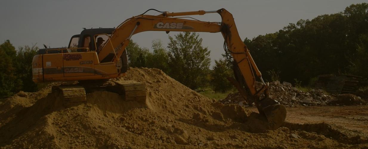 Dirt Work Kepper Dirt Amp Rental