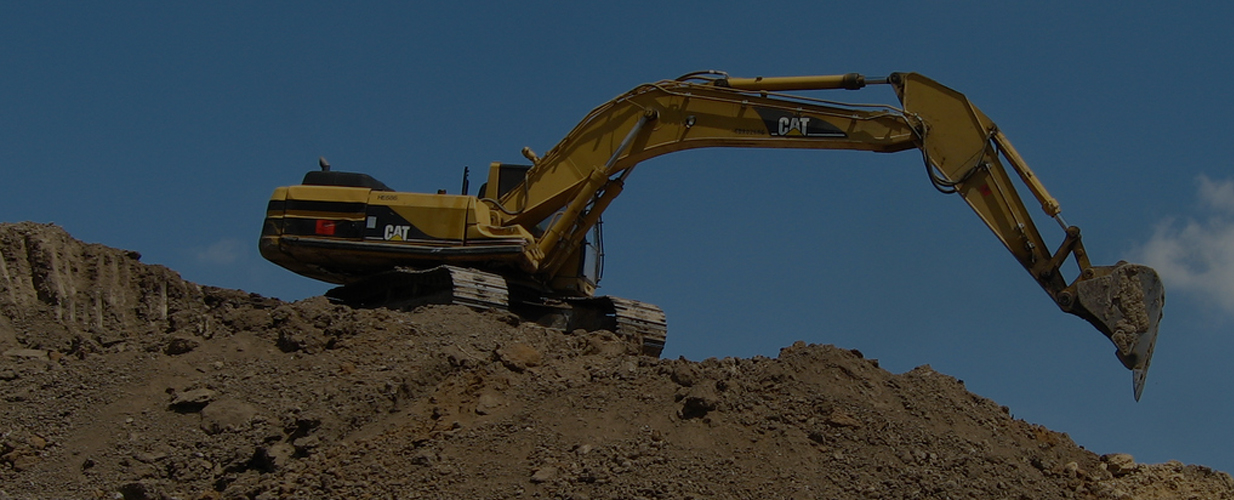 Excavator Rental Monroe LA - Kepper Dirt & Rental